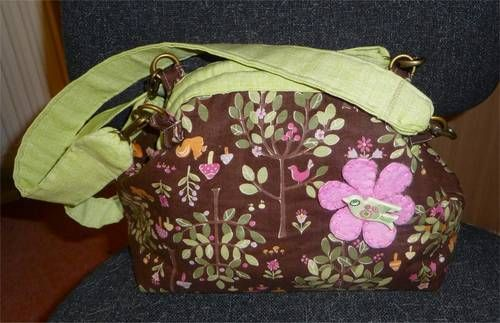 Carpet bag - PURSES, BAGS, WALLETS