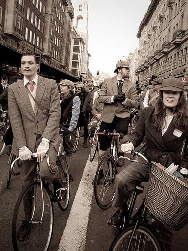 To Do: Tweed Run