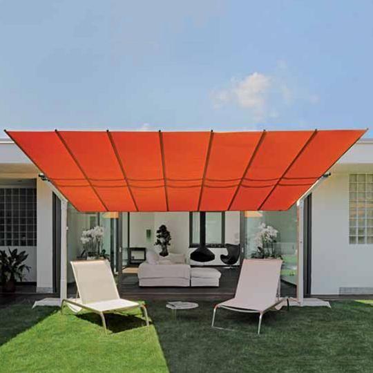Fim Flexy 8x10 Freestanding Dual Post Umbrella In 2020 Outdoor Shade Patio Umbrellas Canopy Outdoor