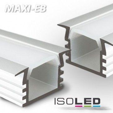 Einbauprofil Maxi Eb Eloxiert L 2000mm Led24 Led Shop Led Profil Led Led Leuchten