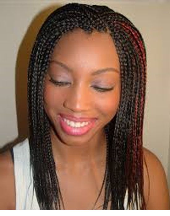 Latest Braid Hairstyles In Nigeria 2017 Small Box Braids Hairstyles Single Braids Hairstyles Micro Braids Hairstyles