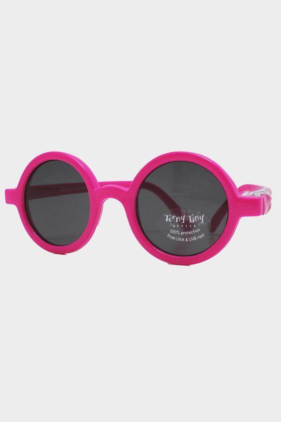 Johnie Round Baby Sunglasses