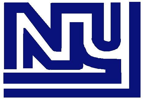 New York Giants Logo (1975)