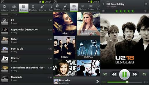 10 Aplikasi Pemutar Musik Terbaik Di Ponsel Android Niadinet Musik Lagu Lirik Lagu