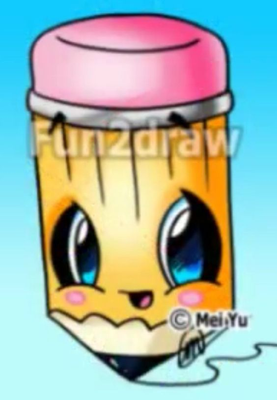 Cute fun 2 draw pencil go to the website with so cute for Fun things to draw in pencil