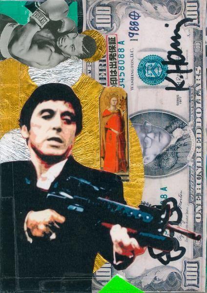 Scarface Tony Montana Scarface Tony Montana Bunny Wallpaper
