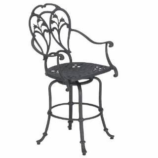 Check out the Landgrave 8141726 Sarbone Lily Swivel Counter Stool