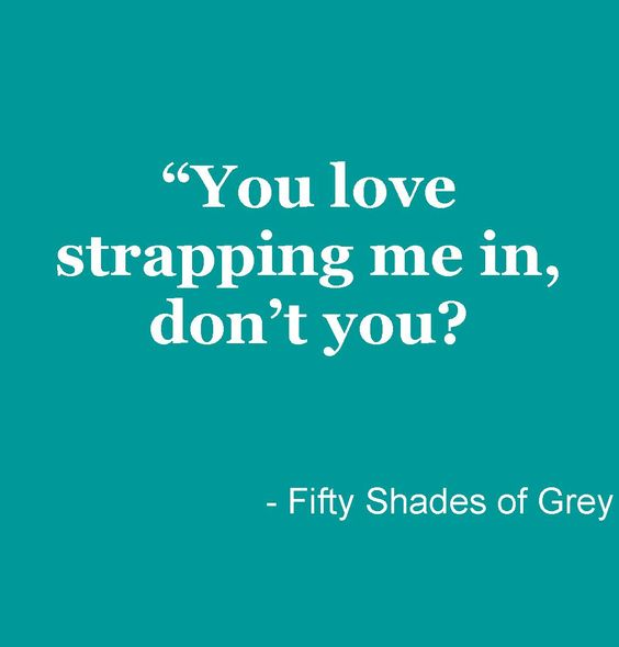 Fifty Shades of Grey - E L James  #FiftyShades #FiftyShadesSource  www.facebook.com/FiftyShadesSource