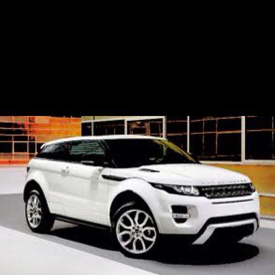 2012 Range Rover Evoque! I'm feeling this!!