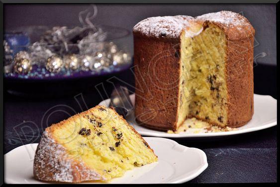 Le Panettone une brioche italienne pour fêter Noël