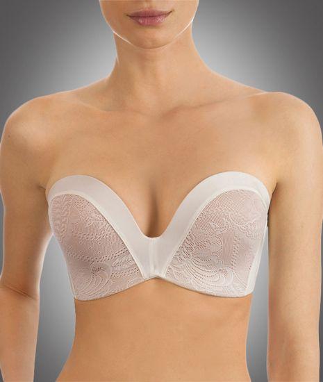 lace bra bras and ivory on pinterest. Black Bedroom Furniture Sets. Home Design Ideas