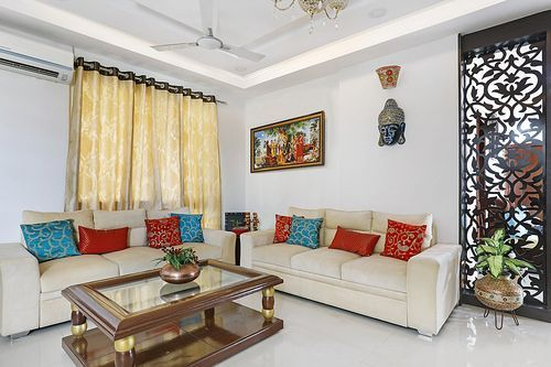 Living Room Ideas Indian This Hyderabad Apartment Is A Delicious