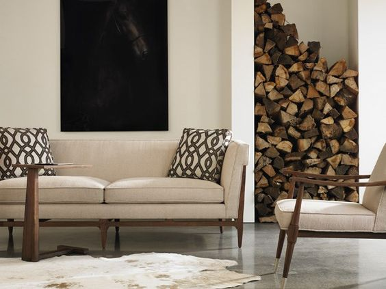 Bigelow Sofa : Modern Craftsman Upholstery : Modern Craftsman :  CRF SOFA 02A | Caracole Furniture | A Hùng Topcom | Pinterest | Caracole  Furniture, Modern ...