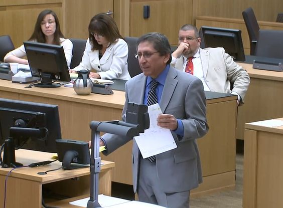 Community Post: 32 Pics Of Juan Martinez Being A Boss During The Jodi Arias Trial