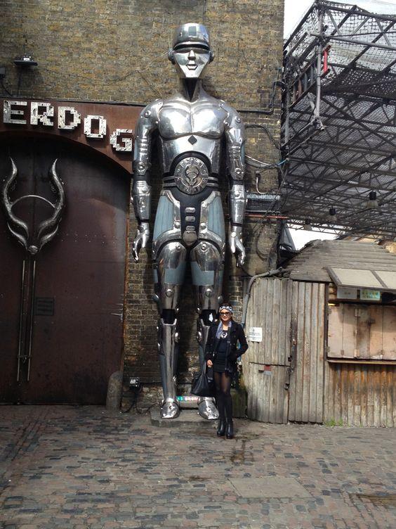 Cyber dog Camden London