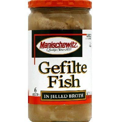 Manischewitz Gefilte Fsh Jelled (12x24OZ )