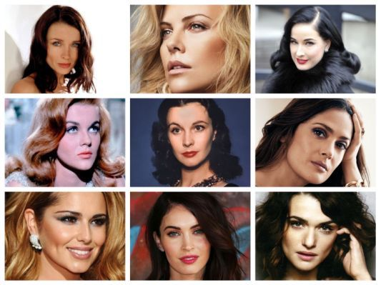 50+ Hairstyles for romantic body type ideas