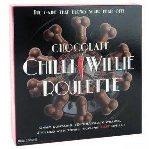 Čokoládová ruleta