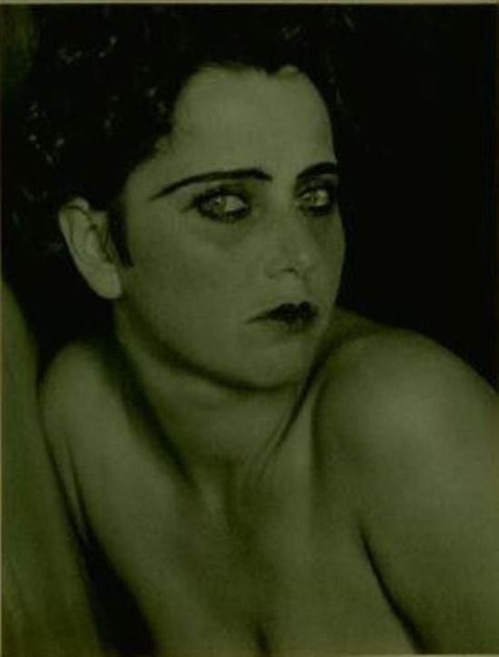 Edward Weston. Nahui Olin 1924