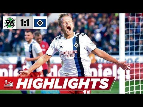 Packendes Derby Joker Pohjanpalo Trifft In Minute 96 Hannover 96 Hamburger Sv 1 1 Highlights Youtube Fussball Bundesliga Hamburger Sv Bundesliga