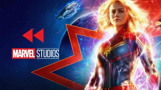 Captain Marvel to release soon.