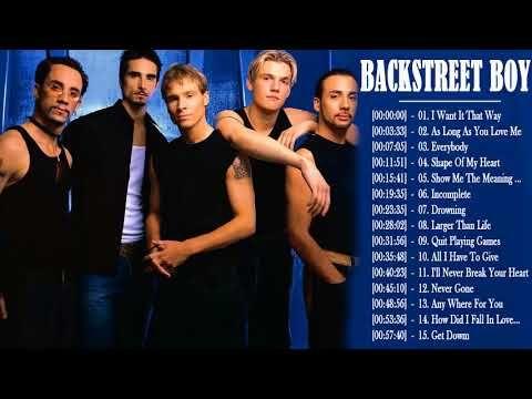 Backstreet Boys Greatest Hits 2018 Top 20 Best Songs Of