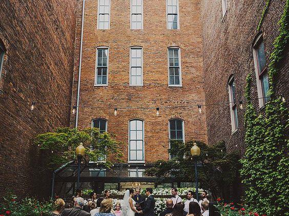 Top Nashville wedding venues