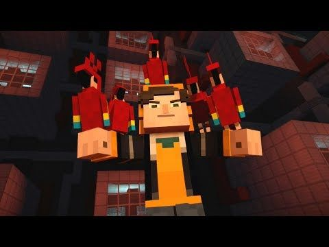 Minecraft Story Mode Parrot Prince Season 2 Episode 5 22