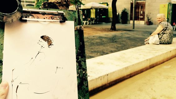 似顔絵  #イラスト #似顔絵 #アート #ドローイング #インク #ペン #シンプル #デザイン #動物 #女の子 #男の子 #シンプル #portrait #art #drawing #ink #pen #simple #design #junsasaki #animal #man #girl