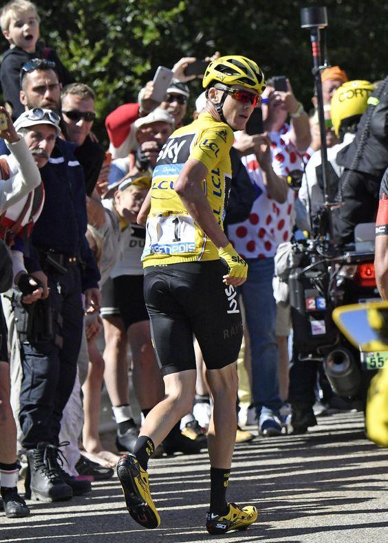 Chris Froome stage 12 Tour de France 2016
