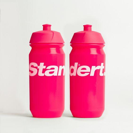 Standert Race Bidon / pink