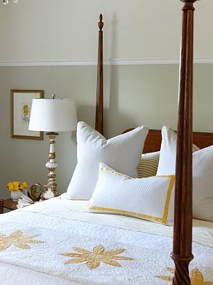 Master Bedroom | Sarah Richardson Design - Farmhouse Master Bedroom ...