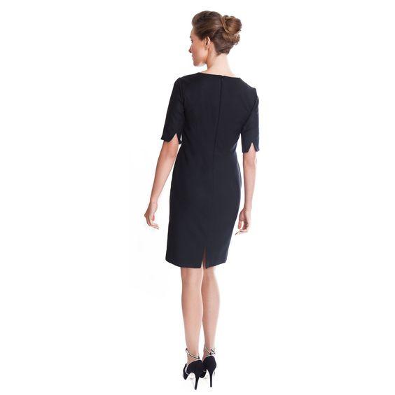 Black Business Women Dress
