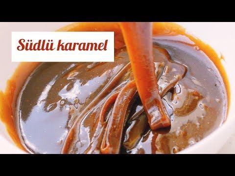 Sudlu Karamel Resepti Asan Ve Dadli Youtube Desserts Food Icing