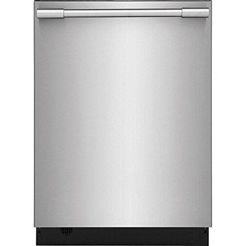 Electrolux Frigidaire Professional Fpid2498sf Built In Fully Integrated Stainless Steel Dishwasher With Images Frigidaire Professional Stainless Steel Dishwasher