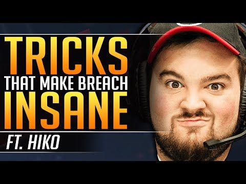 How To Dominate Like Hiko Insane Breach Gameplay Tips And Tricks Valorant Pro Guide Youtube In 2020 Gameplay Dominant Tips