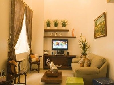 Low Cost Small Space Simple Living Room Design Small Living Room Design Interior Design Living Room Small Small House Interior Design