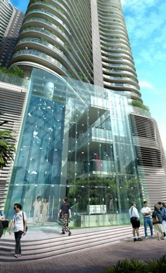 http://india.mycityportal.net - Aquaria Grande Tower, Mumbai, India