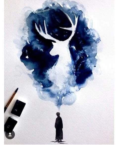 Zeichnungen Bild Von Oliwia Pajak Auf Hapeki Aquarell Malen