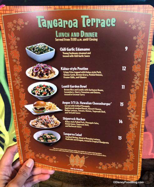 History Of Hotel Laguna Historic Hotel Laguna Classic Menu Vintage Menu Diner Branding