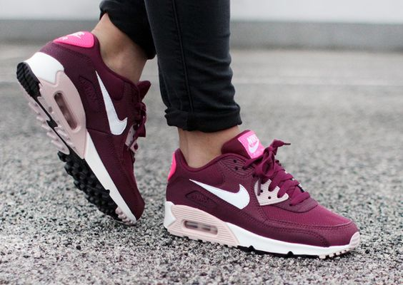 Nike Air Max Bordeaux Damen