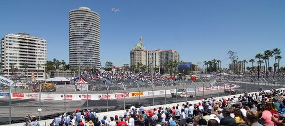 The #GrandPrix Races Back To Long Beach! -