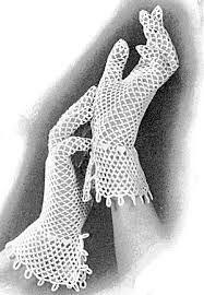 Resultado de imagen para crochet gloves pattern
