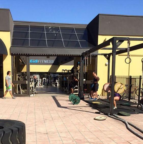 No Ceiling No Problem Photo Via Instagram User Lionzdenfit Http Eosfitness Com Personal Trainers Sandiego Personal Trainers No Ceilings Trainers