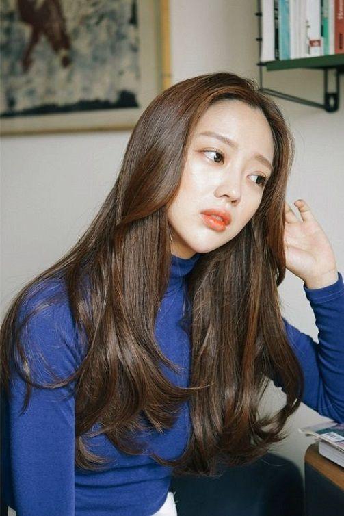 20 Korean Hair Color Ideas For 2018 Pics Bucket Korean Hair Color Long Hair Styles Hair Styles