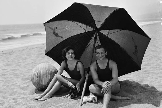 Joan Crawford and Doug Fairbanks