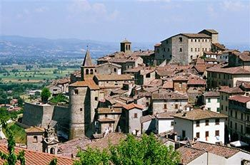Anghiari - found it one day, just driving through Italy.