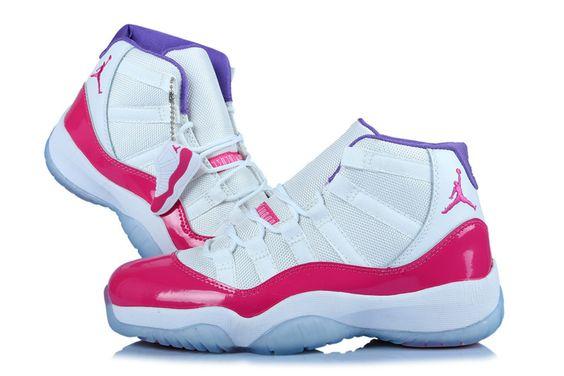 £66.28   Air Jordan 11 Womens White Red