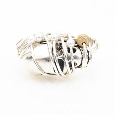 Kat & Bee Jewellery Hasina Ring