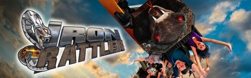"""Iron Rattler Formerly known as """"Rattler"""""""